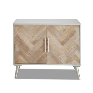 Avalon Gray 38-Inch Accent Chest
