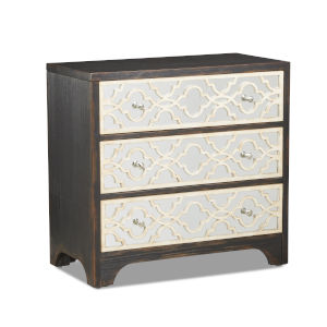 Hartley Brown 31-Inch Three Drawer Accent Chest