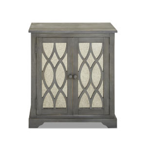 Reeves Gray 29-Inch Accent Chest