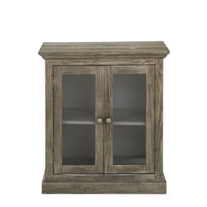 Flaxton Brown 29-Inch Accent Chest