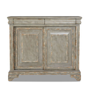 Billings Gray 40-Inch Accent Chest