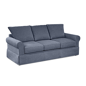 Addison Denim Queen Sleeper Sofa
