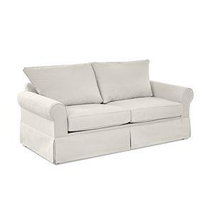 Addison Cream Regular Sleeper Sofa