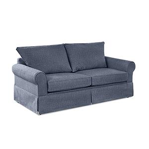 Addison Denim Regular Sleeper Sofa