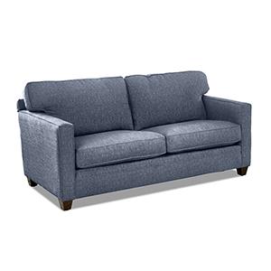Carter Denim  Down Blend Sofa