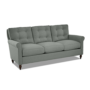 Trent Surf Down Blend Button Tufted Sofa