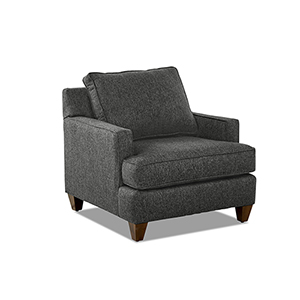 Paxton Charcoal Chair
