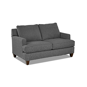 Paxton Charcoal Loveseat