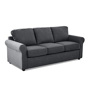 Andrea Midnight Queen Sleeper Sofa