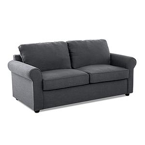 Andrea Midnight Regular Sleeper Sofa