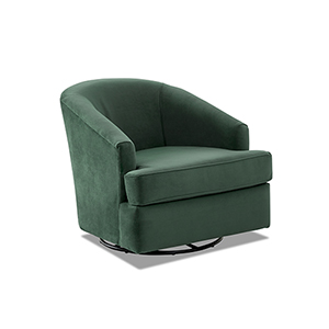 Lamar Hunter Swivel Gliding Chair