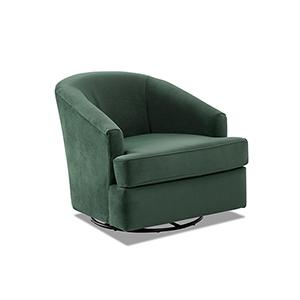 Lamar Hunter Swivel Gliding Chair