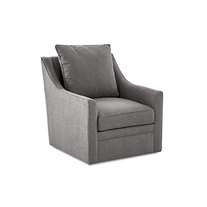 Renee Stone Swivel Chair