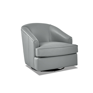 Lamar Mist Swivel Gliding Chair