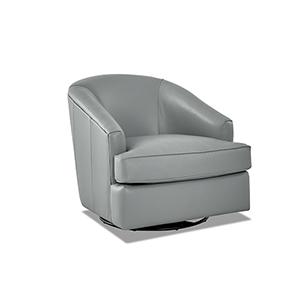 Lamar Mist Swivel Gliding Chair