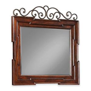 San Marcos Square Dresser Mirror