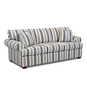 Lady Striped Sofa