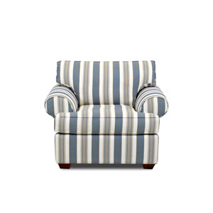 Lady Striped Chair