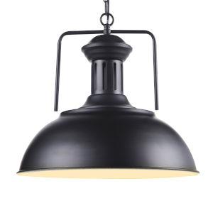 Piastra Black Pendant