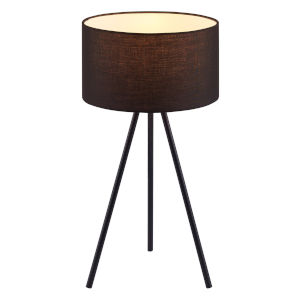 Eli Black Accent Table Lamp