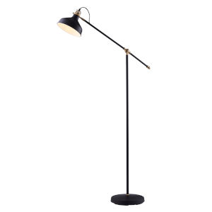Mia Black Floor Lamp