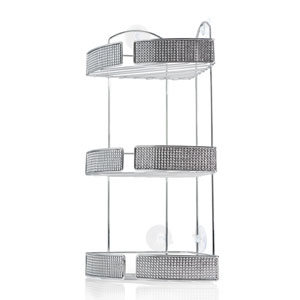 Shower Caddy, Chrome