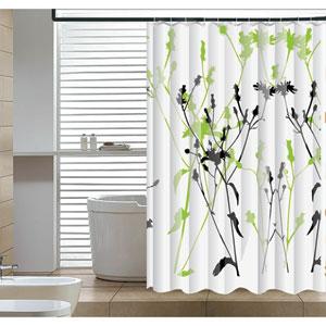 Wild Garden Shower Curtain