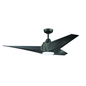 Freestyle Espresso Ceiling Fan with LED Light