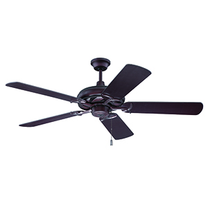 Civic Oiled Bronze Ceiling Fan