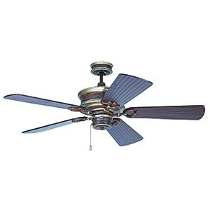Woodward Dark Coffee Ceiling Fan