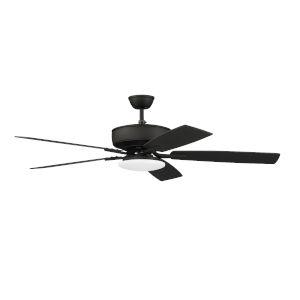 Pro Plus Espresso 52-Inch LED Ceiling Fan