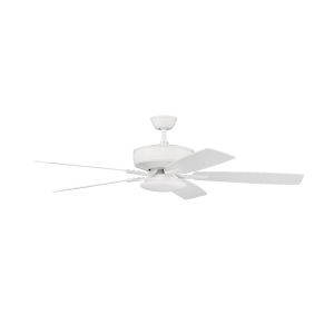 Pro Plus White 52-Inch LED Ceiling Fan