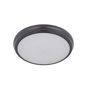 Oiled Bronze 11-Inch LED Flushmount