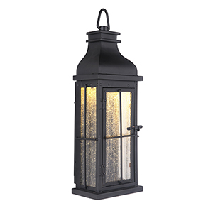 Vincent Midnight LED ADA Outdoor Pocket Lantern