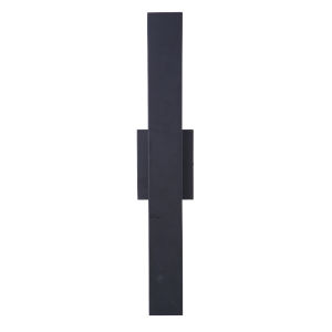 Rens Midnight Black Large LED Outdoor Lantern