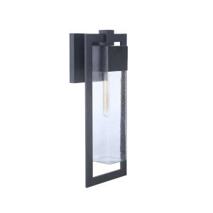 Perimeter Midnight 22-Inch One-Light Outdoor Wall Sconce