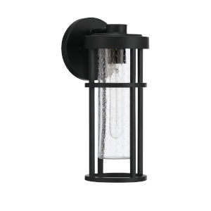 Encompass Midnight Six-Inch One-Light Outdoor Wall Sconce