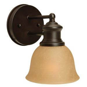Lite Rail Oiled Bronze Vanity Lights