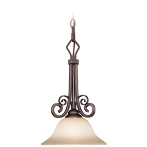 Preston Place Augustine One Light Pendant