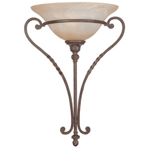 Sutherland English Toffee One Light Wall Sconce