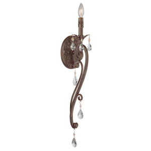 Englewood French Roast One Light Wall Sconce