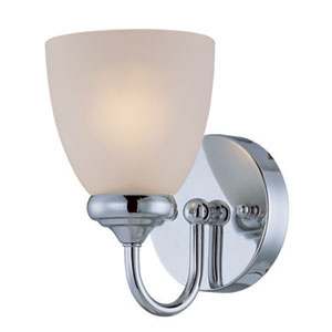 Spencer Chrome One Light Vanity