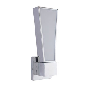 Gallant Chrome 5-Inch LED Wall Sconce