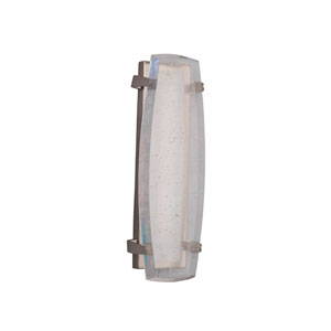 Mist Polished Nickel 5-Inch LED Wall Sconce