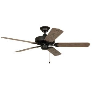 Enduro Aged Bronze 52 Inch Blade Span Outdoor Ceiling Fan And Blades