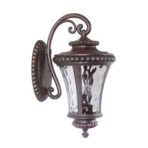 Prescott II Peruvian Bronze Outdoor Wall Mount