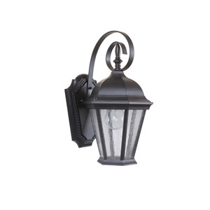 Chadwick Midnight One-Light 14-Inch Outdoor Wall Mount