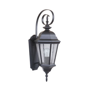 Chadwick Midnight One-Light 24-Inch Outdoor Wall Mount