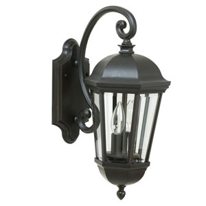 Britannia Small Outdoor Wall Mount