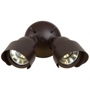 Bronze Halogen Flood-Light